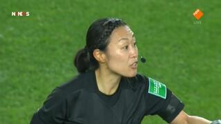 Nos Wk Voetbal - Nos Fifa Wk Voetbal (v) 2019, Zweden - Thailand Eerste Helft