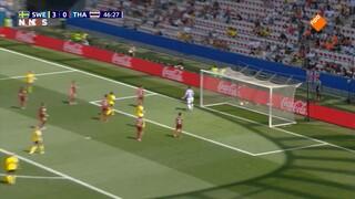 NOS WK Voetbal NOS FIFA WK Voetbal (v) 2019, Nigeria - Frankrijk of Zuid-Korea - Noorwegen 2de helft