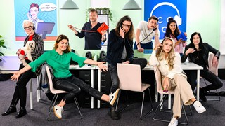 Celebrity Call Centre - Aflevering 2