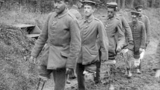 14-18, Dagboeken uit de Eerste Wereldoorlog De verwondingen