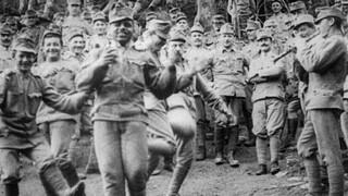 14-18, Dagboeken uit de Eerste Wereldoorlog De hunkering