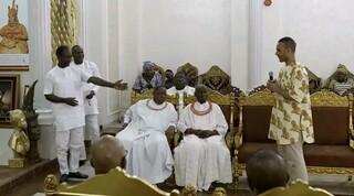 Planeet Nigeria - De Vloek Van De Oba