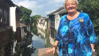 Erica Op Reis - China