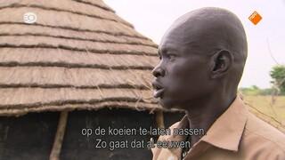Metterdaad Zuid-Sudan