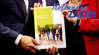 Hollandse Zaken - Het Failliet Van Het Pensioenakkoord