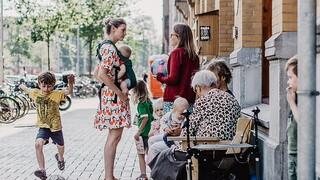Zie je zondag! Een thuis voor Amsterdammers