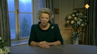 NOS Kersttoespraak Koningin Beatrix