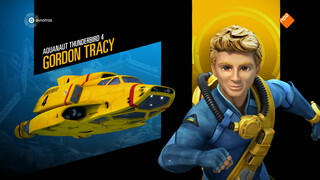 Thunderbirds are go Terug naar de ranch