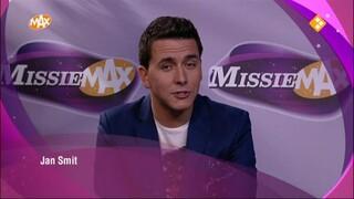Missie MAX Kerstgroeten 2012 - Blok 6