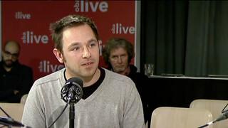 OBA live HUMAN 14-12-2012