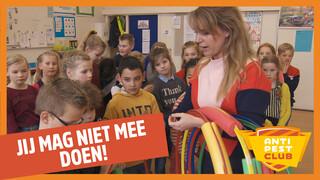 Zapp Anti Pest Club Apeldoorn - 'Jij mag niet meedoen!'