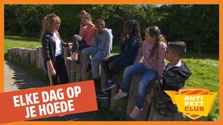 Anti Pest Club - Schiedam - 'elke Dag Op Je Hoede'