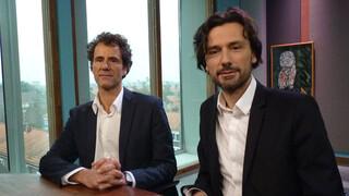 VPRO Boeken Frank en Maarten Meester