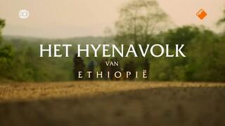 Natuurfilmer Gordon Buchanan reist door Ethiopië om erachter te komen hoe de mensen hier zo dicht bij hyena's kunnen wonen.