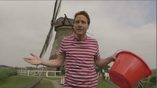 Het Klokhuis Werelderfgoed: Kinderdijk