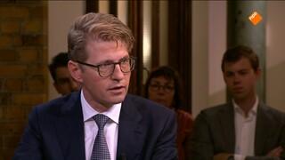 Buitenhof Sander Dekker, Fokke Obbema