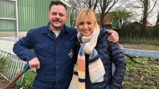 Onze boerderij Boer Marnix neemt afscheid van zijn grootste trots