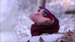 Koekeloere De eenzame sneeuwpop