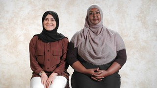 Ik durf het bijna niet te vragen Aflevering 2: Moslima's