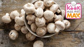Kook Mee Met Max - Champignonbolognese