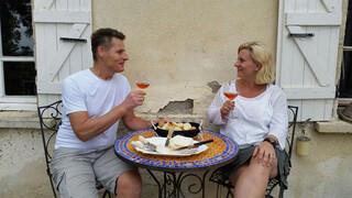 Ik Vertrek - Michael En Cora - Frankrijk, Auvergne