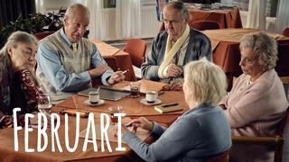 Het geheime dagboek van Hendrik Groen Zolang er leven is: februari