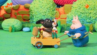 Timmy tijd Timmy en het super konijn