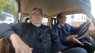 Broeders in Berlijn - Trabant