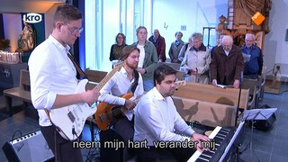 Eucharistieviering Eurovisieviering Allerheiligen vanuit Gent, België