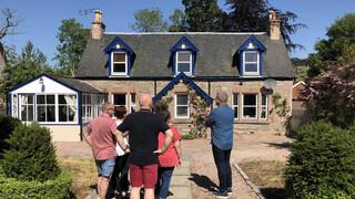 Droomhuis gezocht! Schotland