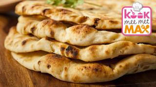 Kook Mee Met Max - Zelfgemaakte Panbrood Met Pittige Saus En Biefreepjes