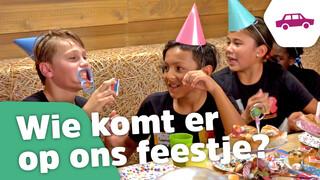 Kinderen voor Kinderen Pakt Uit Feestje!