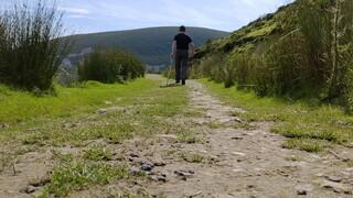 Roderick Zoekt Licht Pelgrim in Ierland