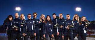Zes bekende mannen en zes bekende vrouwen worden door schaatskampioenen Marianne Timmer en Rintje Ritsma getransformeerd tot langebaanschaatsers. Zij strijden een ijskoude strijd tegen elkaar om te bepalen wie uiteindelijk de ijzersterkste is op het ijs. Presentatie: Toine van Peperstraten.
