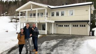 Droomhuis gezocht! Noorwegen