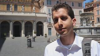 Roderick Zoekt Licht Veranderingen in Rome