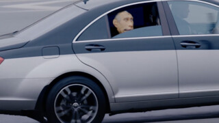 In Europa - de geschiedenis op heterdaad betrapt De pop van Poetin