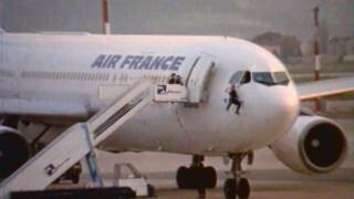In Europa - de geschiedenis op heterdaad betrapt De piloot die uit de cockpit sprong