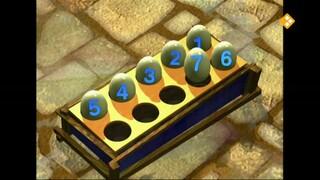 Rekenverhalen Van eierdoos en handjeklap