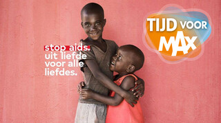 Tijd voor MAX Tijd voor MAX in het teken van aids