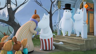 Moomin Valley - De Komst Van Kleine Mie