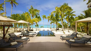 Wereldse Hotels - The Brando, French Polynesia