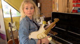 Het Klokhuis EleKtrische gitaar