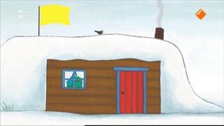 Kikker en zijn vriendjes Kikker en de sneeuwman