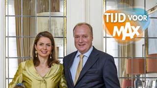 Tijd Voor Max - Justine Marcella Interviewde Prins Carlos