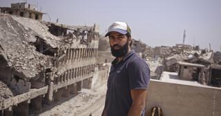 De puinhopen van Irak Thuisland