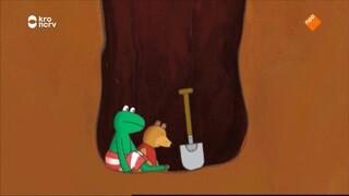 Kikker en zijn vriendjes Kikker vindt een schat