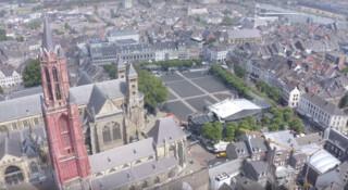Mijn Pelgrimspad - Wolvendansen In Maastricht