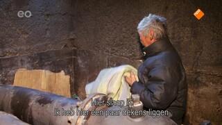 Metterdaad Dakloos bij -40