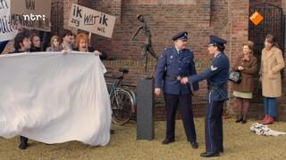 Welkom in de jaren 60 Protest